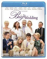THE BIG WEDDING BLU RAY USED VERY GOOD