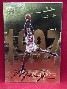 1998 Michael Jordan Upper Deck Gatorade NBA Dreams 12 card set Original Package