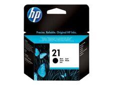 HP No 21 Black Original OEM Inkjet Cartridge for D2460 4315 4317