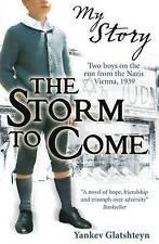 My Story: The Storm to Come, Glatshteyn, Yankev, Very Good Book
