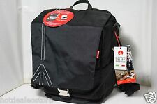 "NEW Manfrotto Bravo DSLR Camera & 13"" Laptop & Equipment Backpack Bag - Black"
