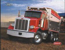 "Peterbilt ""Model 367"" Truck Lorry Brochure Leaflet"