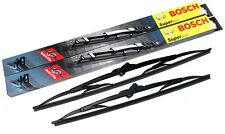 Bosch Super Plus Front Wiper Blade Set - High Quality Wiper Blades  (SP22/SP22)