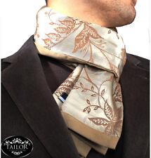 Brand New Mens Smart Cashmere Silk Italian 100% Warm Soft Scarf Double Sale On!