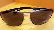 Authentic Levi's Strauss Men Aviator Dark Green Sunglasses 100% UV Protection #4