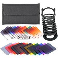 40 in 1 Complete Square Filter Kit for Cokin P Series+Filter Holder+Lens Hood