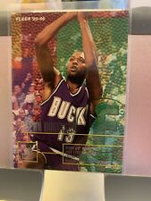 1995-96 Fleer Basketball #105 Glenn Robinson Milwaukee Bucks