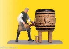 Viessmann 1546 Maestro Cervecero en Fassanstich, Se Mueve , H0