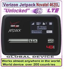 Novatel MiFi 4620L   NEW  Verizon Jetpack 4620L    T-MOBILE,  AT&T,  UNLOCKED
