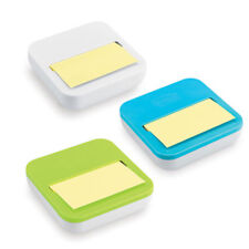 Post-it Pop-up Notes Dispenser OL-330-MX 3 x 3in with Yellow Notes 50 Sheets/Pad