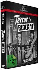 """Terror in Block 11 - Regie: Don Siegel (""""Flucht von Alcatraz"""") - Filmjuwelen DVD"""