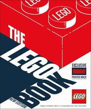The LEGO Book New Edition: with exclusive LEGO brick | Daniel Lipkowitz
