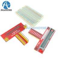 400 Contacts Breadboard+Raspberry PI GPIO Breadboad Adapter Connveter Module