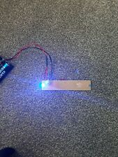 Dusk to Dawn Dummy House Alarm Box Module 2 Flashing LEDs - Alarm Box Module LED