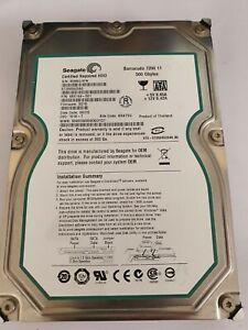 Seagate Barracuda ST3500620AS 7200.11 500GB Hard drive