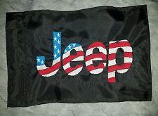 Custom JEEP USA Safety Flag  for ATV UTV Bike Jeep Dune Whip Pole
