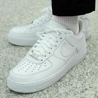 AIR FORCE 1'07 LOW 315122-111 Sneaker bassa uomo / donna bianca SRTJKGYUITY*