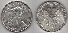 Año 1997. 1 Dólar. Plata 1 onza Troy. Peso 31,10 gr. Ley 999. LIBERTY.