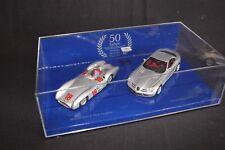 Minichamps Mercedes-Benz set 1:43 W196 Stromlinie / SLR McLaren (JvM)