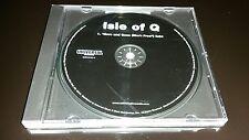 ISLE OF Q Here and Gone She's Free 2001 USA PROMO Radio DJ CD single MINT