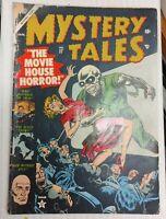 MYSTERY TALES #17 (ATLAS) 1953/ PRE-COMICS CODE HORROR/ SUPER SALE