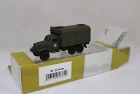 ht287, Herpa 743822 ZIL 157 mit Kofferaufbau / Military Minitanks / NEUWARE