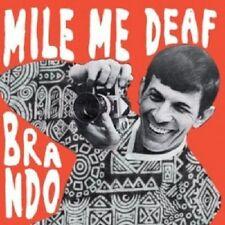 MILE ME DEAF - BRANDO EP  CD NEU