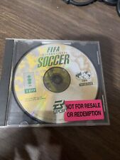 3DO - FIFA International Soccer (NFR) - game disc only - tested, working
