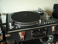 Stanton ST150 Direct Drive DJ Turntable + Flight Case Barely Used GSP
