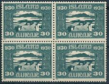 Iceland Scott 159 in Block of 4 MNH.