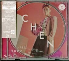 EXO-COUNTDOWN (CHEN VER.)-JAPAN CD+BOOK Ltd/Ed G29