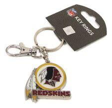 aminco NFL Washington Redskins Sparkle Wristlet Key Ring