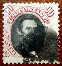 Buffalo Stamps:  Scott #122, 1869 Pictorial with Nice Cancel, F/VF, CV = $2,250