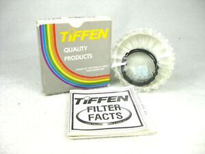 Tiffen 37mm Haze-1 Filter w/ Case, Box & Instructions, New