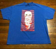 Crooks X Jabbawockeez T-Shirt Blue XXL