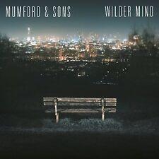 Mumford & Sons - Wilder Mind ( CD , Album )