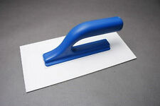 ABS plastic trowel 130x270mm for acrylic or mineral plaster QUALITY TOOL (K0300)