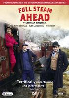 Full Steam Ahead - Victorian Railways DVD (2016) Ruth Goodman cert E 2 discs