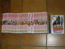 TRES BEAU LOT 32x mangas NARUTO (1 à 34, 2 numéros doubles, TTBE