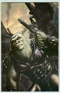 Planet of the Apes #2 May 2011 VF Variant Cover