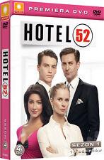 Hotel 52 - Sezon 1 (DVD 4 disc) 2011 Serial TV  POLSKI POLISH