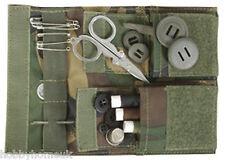 WEBTEX SOLDIER 95 BRITISH DPM SEWING KIT HUNTING CAMPING SHOOTING HIKING WSEW