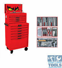 Teng Tools 152 Piece Metric/AF Tool Kit - TC8PROMO1