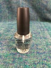 OPI Original Start To Finish Base Coat & Top Coat Nail Strengthener .5 oz Bottle