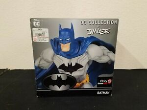 DC Collection by Jim Lee BATMAN Statue GameStop exclusive slightly damaged
