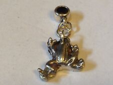 Hole fit Charm Bracelet Frog Tg329 Charm with 5mm