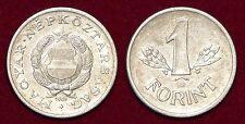 1 forint 1967 HUNGARY Magyarország Hongrie
