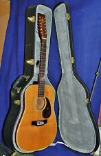 "Powerful 1974 ALVAREZ-YAIRI DY-68/5068 ""Rambling Twelve"" Acoustic Guitar, HSC!"