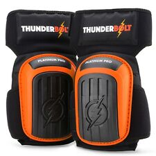 Thunderbolt Knee Pads for Work, Construction, Gardening, Flooring and Carpentry
