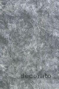 CHARCOAL GRANITE STONE EFFECT STICKY BACK PLASTIC VINYL FILM PVC MODERN FABLON